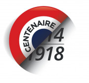 label National Centenaire rund